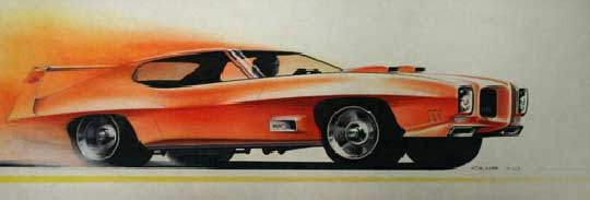 Muscle car 2