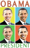 Obama four poster - link to free download