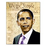 Obama poster - words - thumb